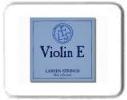 con pallino Corde per violino Larsen Tzigane nucleo in fibra con filamento multiplo Soft Muta